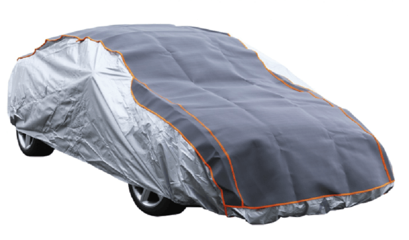 Anti-hail car cover