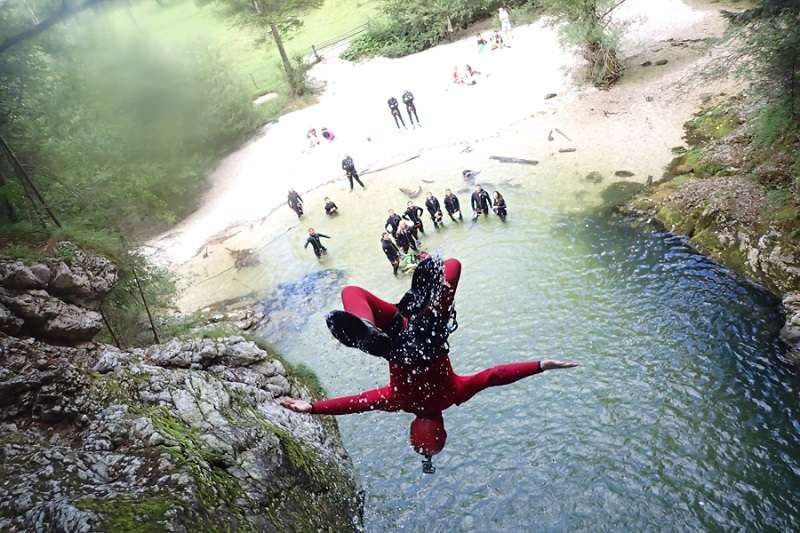 Canyoning Bled and Bohinj