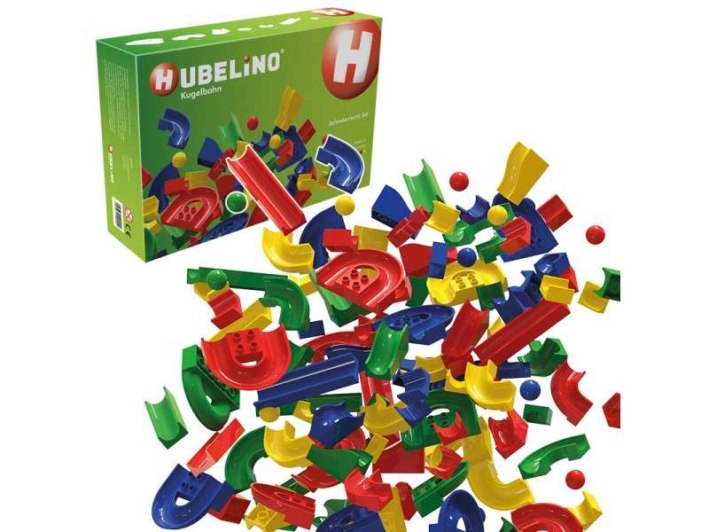 Quick Overview of Hubelino Marble Run
