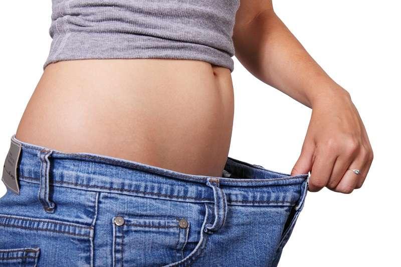 Slim waistline