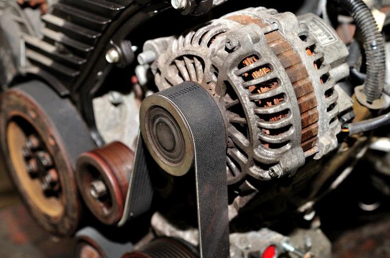 Car parts: Alternator