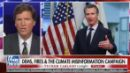 Tucker Carlson Calls Climate Change 'Systemic Racism in the Sky'