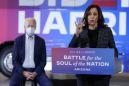 'Backhanded racism': Biden supporters weigh in after GOP senator mocks Kamala Harris's name