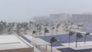Gamma lashes Mexico with damaging winds, flooding rain