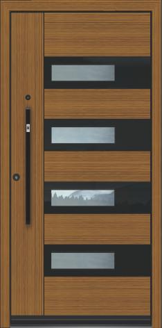 Aluminum doors AAE 1175