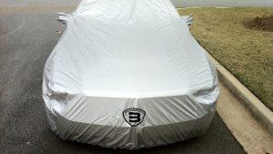Car hail protector