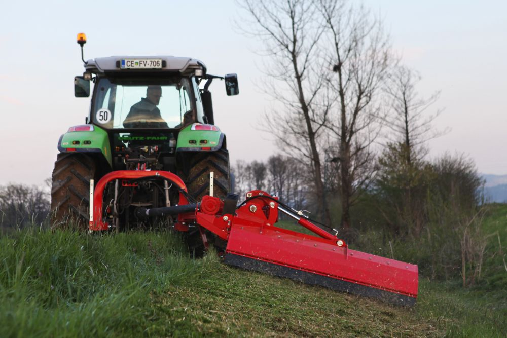 How Much Do You Know about Side Flail Mowers?